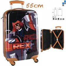 Reisekoffer Trolley Hartschale Generator REX ABS 4 Räder Koffer 33x55X20