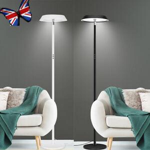 Modern Stem Floor Lamp Base Living Room Lighting Modern Home Decor Lounge Light