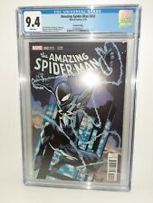 Marvel Amazing Spider-Man #800 2nd Print Cgc 9.4 White Pages 2018 FREE SHIPPING