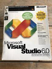 Visual Studio 6.0 Enterprise Englisch Vollversion mit MwSt-Rechnung