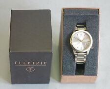 Electric Authentic Watch FW03 SS All Gold NEW! 31865