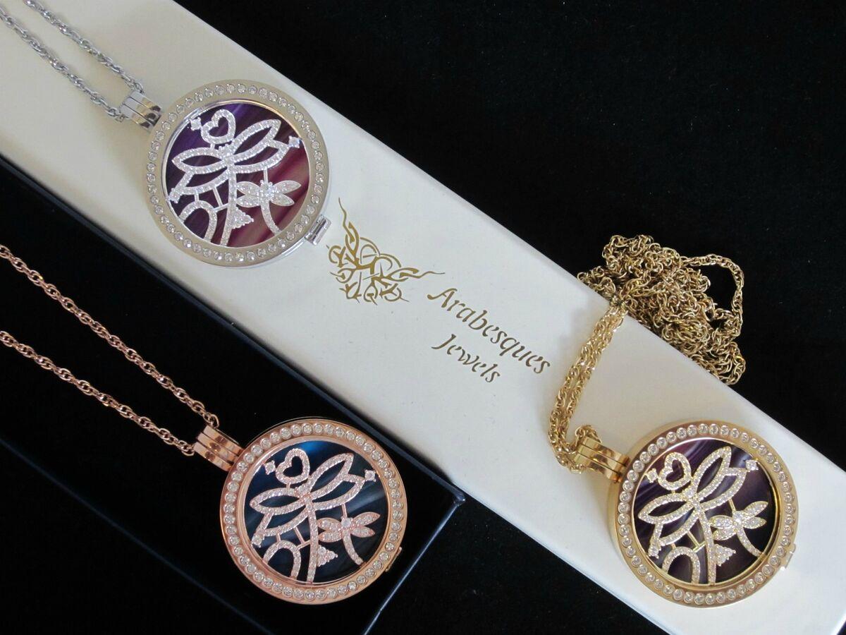 Arabesques Jewels