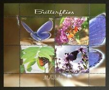 Bloc Sheet Papillons Butterflies Neuf MNH  ** Malawi 2012 Private local/issue