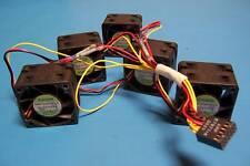 Sunon PMD1204PQBX-A(2).F DC Fan Assembly (set of 5)