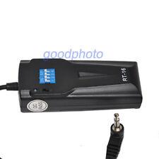 RT-16 16 Channel Wireless Studio Flash Trigger For NIKON D7100 D5100 D3300 D800
