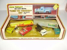 """Vintage Road Champs """"Keep On Trucking"""" set No. 9005 HTF"""