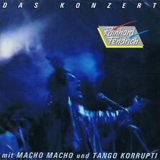 Rainhard Fendrich - Das Konzert - CD NEU - Die Zahnspange - Malibu 4007192598526