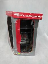 New Other Nos Cascade Cpro Lacrosse Helmet Size S/M With Chin Strap Black