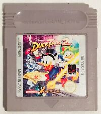 NINTENDO GAMEBOY Duck Tales 2 + protection case