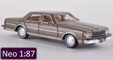 NEO Chevrolet Caprice Classic 1:87 in Bronze - High Detailed HO Chevy