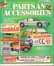 Automotive Parts & Accessories No.521 1990 Over 65,000 Items 022817nonDBE2