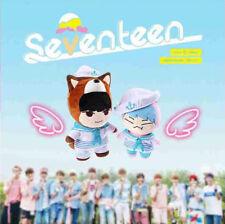KPOP Seventeen WONWOO Plush Toy HOSHI Animal Handmade Stuffed Doll 20cm/8'' 권순영