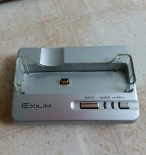 CASIO CA-24 EXILIM USB Dock Cradle, AD-CC51J No Power Adapter.