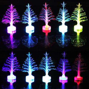 2020 Hot Beautiful Romantic LED Fiber Optic Nightlight Lamp Color Changing