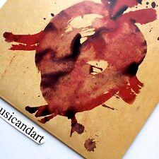 "RARE RAYMOND PETTIBON BLOOD ART COVER FOO FIGHTERS 7"" VINYL N.MINT"