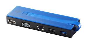 HP USB-C Travel Dock (T0K29AA)