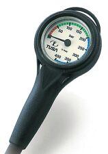 Tusa Mini Single Pressure Gauge - 400 Bar