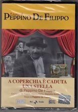 dvd IL TEATRO DI PEPPINO DE FILIPPO HOBBY & WORK A coperchia è caduta una stella