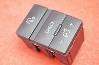 Audi A6 4F C6 Schalter Mehrfachschalter Dimmer 4F0927123B VUV Tempomat Original