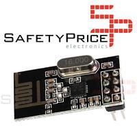 Modulo Wireless para Arduino NRF24L01 2.4GHz Transceptor inalámbrico