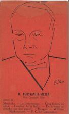 CONSTANTIN-WEYER -  Prix Goncourt 1928