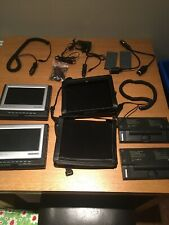 NextBase Portable DVD Player SDV77-BD AC X 2 and Accessories