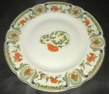 Dinner Plate in Chantoung by Chas Field Haviland Limoges France 8-26-2017