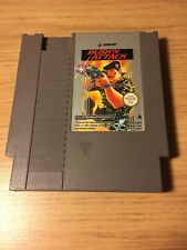Nes Game Rush 'n Attack Genuine And Original Cart Only