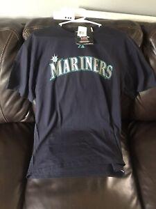 Mariners Ichiro MLB T-shirt Large-NEW