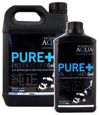 More details for evolution aqua pure+ filter start gel 1l / 2.5l live bacteria pond fish koi
