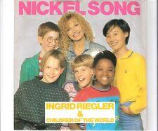 INGRID RIEGLER & CHILDREN OF THE WORLD - Nickel Song
