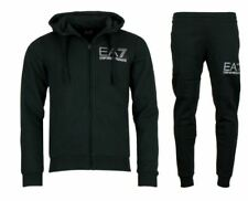EA7 by Emporio Armani Khaki Tracksuit