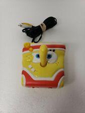 SpongeBob SquarePants Plug & Play TV Video Game Jakks Pacific 2005 Tested.