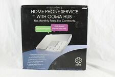 Ooma Home Phone Service Hub 430992 NEW OPEN BOX