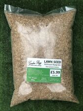 ORNAMENTAL LAWN / GRASS SEED - WITHOUT RYEGRASS - NET WEIGHT 900G