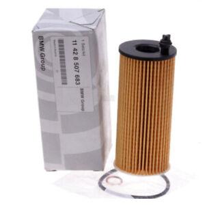 BMW F20 F22 E93 E84 X3 X5 Engine Oil Filter Kit 11428507683