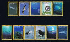 Penrhyn - 2016 Pacific Marine Life Postage Stamp Set
