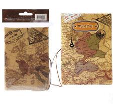 Travel Passport Holder Ticket Document Protector Cover Case Bag Organizer Wallet
