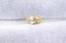 .78 Carat Marquise Natural Golden Yellow Sapphire Gem Stone Gemstone B22A53