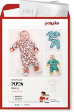 Schnittmuster Pattydoo Babyset Pippa-Wickeljacke & Pumphose Gr.50-92