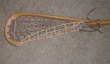 Vintage Wooden Lacrosse Stick