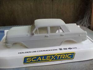 Slot car Holden EH standard resin print body only