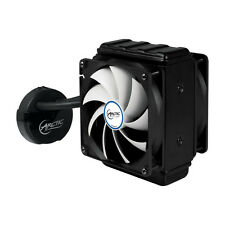 ARCTIC liquide congélateur 120 cpu water Cooler pour Intel + AMD 2 x F12 PWM ventilateurs pst