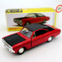 1:43 Atlas Dinky toys 1420 Opel Commodore Rekord Diecast Models Collection