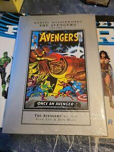 Marvel Masterworks: The Avengers vol. 3 HC