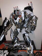 LS01 Seibertron Ghost Nitro Zeus Transformation Alloy Masterpiece Style Huge