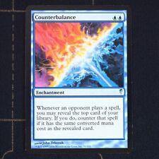 English ColdSnap MTG Magic 1x Zur the Enchanter Light Play