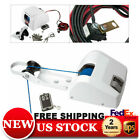 25 Lbs Saltwater Boat Electric Anchor Winch With Wireless Remote Windlass Marine