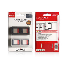 Game Card Storage Case Holder Box For Nintendo Switch Store Upto 4 cards