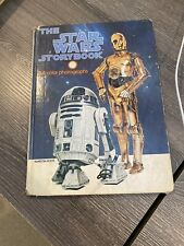 Vintage The Star Wars Storybook full color photos